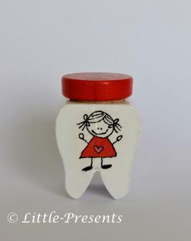 Milchzahndose Mädchen