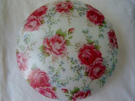 Wandlampe, Deckenleuchte Rosendesign