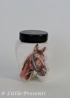 Milchzahndose Pferd