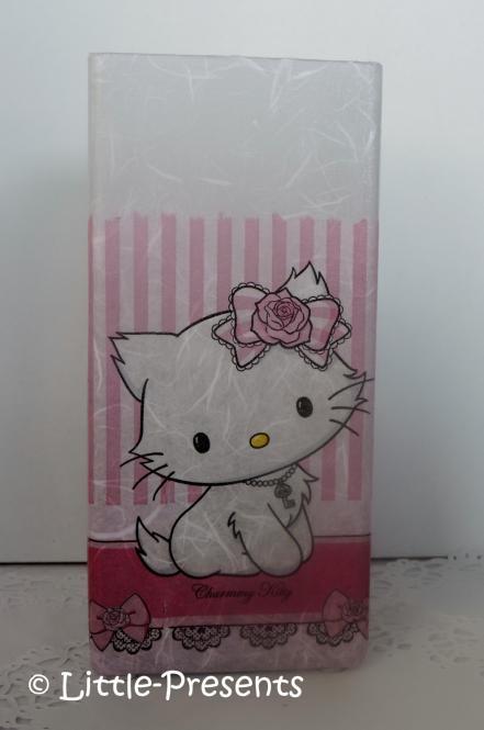 Tischlampe entzückendes Kätzchen