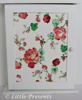 Schlüsselkasten romantische Rosen
