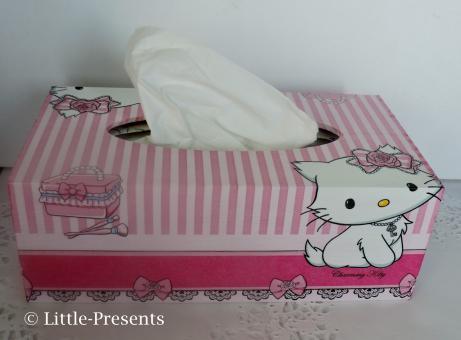 Tücherbox Kitty